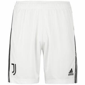 Juventus Turin Shorts Home 2021/2022 Herren, weiß / schwarz, zoom bei OUTFITTER Online
