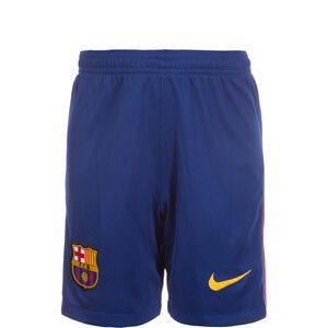 FC Barcelona Short Home Stadium 2017/2018 Kinder, Blau, zoom bei OUTFITTER Online