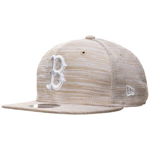 9FIFTY MLB Engineered Fit Boston Red Sox Cap, Beige, zoom bei OUTFITTER Online
