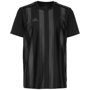 Striped 21 Fußballtrikot Herren, schwarz / dunkelgrau, zoom bei OUTFITTER Online