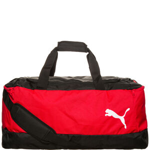 Pro Training II Sporttasche Small, schwarz / rot, zoom bei OUTFITTER Online