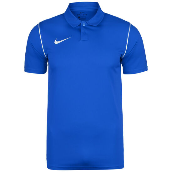 Park 20 Dry Poloshirt Herren, blau / weiß, zoom bei OUTFITTER Online