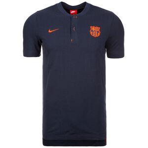 FC Barcelona Modern Authentic Poloshirt Herren, dunkelblau, zoom bei OUTFITTER Online