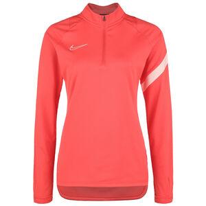 Academy Pro Trainingspullover Damen, rot / korall, zoom bei OUTFITTER Online