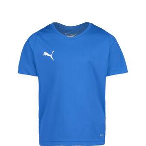 Liga Core Fußballtrikot Kinder, blau / weiß, zoom bei OUTFITTER Online