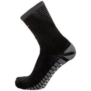 Strike Hypervenom Crew Socken Herren, schwarz / grau, zoom bei OUTFITTER Online