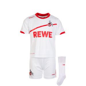 1. FC Köln Minikit Home Kinder, Weiß, zoom bei OUTFITTER Online