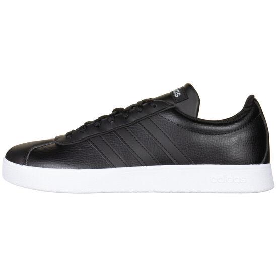 VL Court 2.0 Sneaker Damen, schwarz / silber, zoom bei OUTFITTER Online