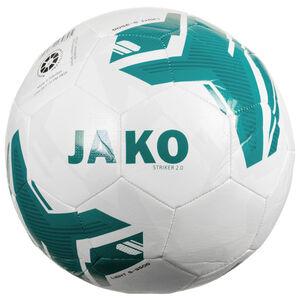 Lightball Striker 2.0 Fußball Kinder, weiß / türkis, zoom bei OUTFITTER Online