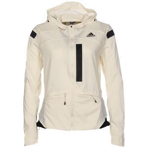 Translucent Marathon Laufjacke Damen, beige / schwarz, zoom bei OUTFITTER Online