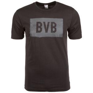 Borussia Dortmund Stencil T-Shirt Herren, schwarz, zoom bei OUTFITTER Online