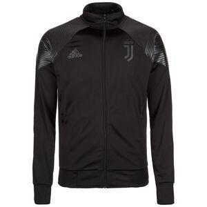 Juventus Turin Icon Trainingsjacke Herren, Schwarz, zoom bei OUTFITTER Online