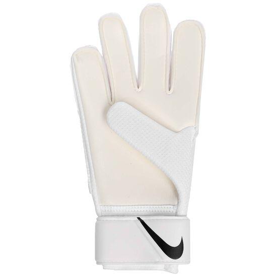 Goalkeeper Match Torwarthandschuhe, weiß / schwarz, zoom bei OUTFITTER Online