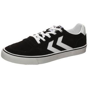 Stadil 3.0 Suede Sneaker, schwarz / weiß, zoom bei OUTFITTER Online