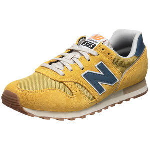 373 Sneaker, gelb / schwarz, zoom bei OUTFITTER Online