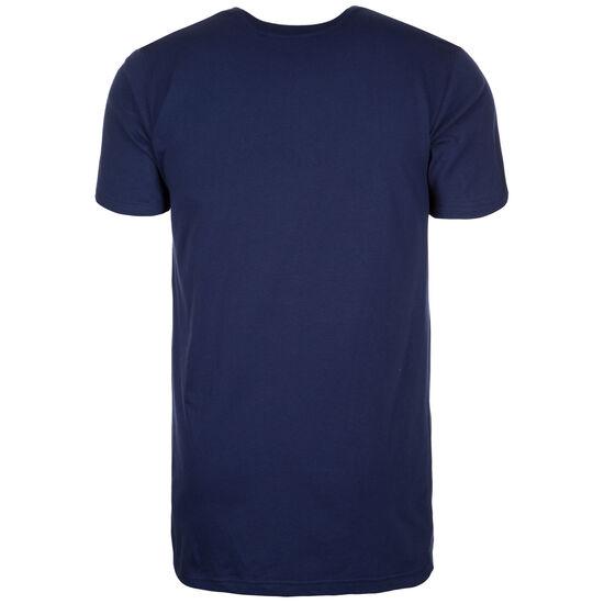 NFL New England Patriots Longline T-Shirt Herren, Blau, zoom bei OUTFITTER Online