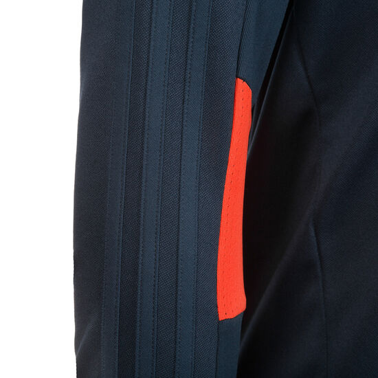 Tiro 17 Longsleeve Kinder, dunkelblau / orange, zoom bei OUTFITTER Online