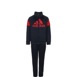 Badge of Sport Trainingsanzug Kinder, blau / rot, zoom bei OUTFITTER Online