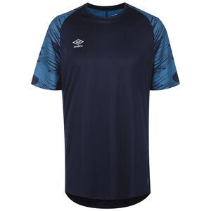 Jersey Fußballtirkot Herren, dunkelblau / blau, zoom bei OUTFITTER Online