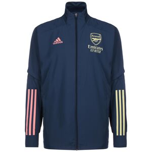 FC Arsenal Trainingsjacke Herren, blau / gelb, zoom bei OUTFITTER Online