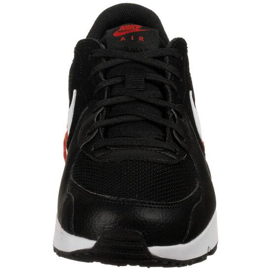 Air Max Excee Sneaker Herren, schwarz / rot, zoom bei OUTFITTER Online