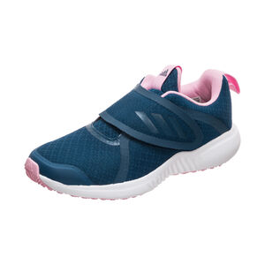 FortaRun X CF Laufschuh Kinder, petrol / rosa, zoom bei OUTFITTER Online