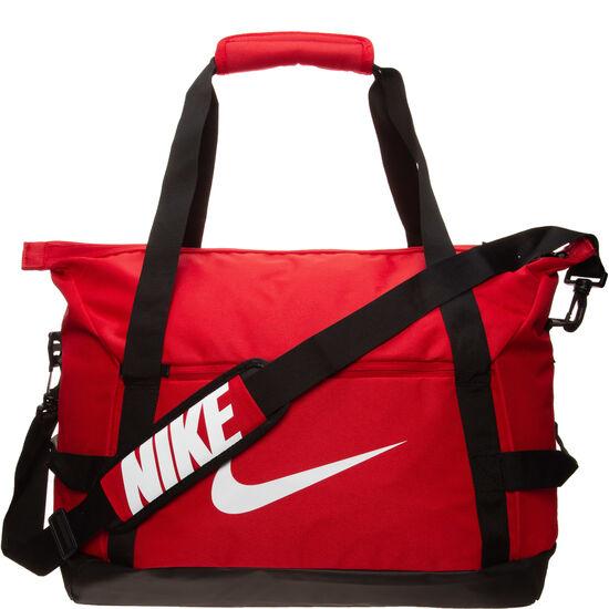 Academy Team M Sporttasche, rot / weiß, zoom bei OUTFITTER Online