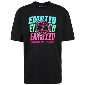 Embiid 21 Trainingsshirt Herren, schwarz / bunt, zoom bei OUTFITTER Online