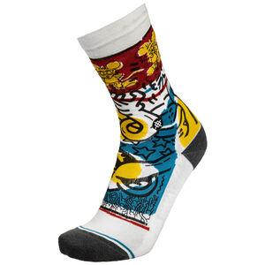 Primary Haring Socken, weiß / bunt, zoom bei OUTFITTER Online