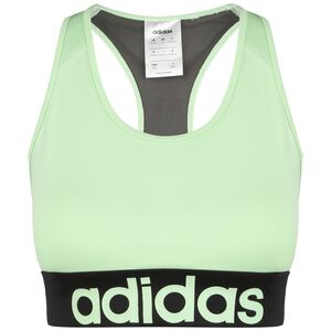 Design 2 Move Logo Sport-BH Damen, grün, zoom bei OUTFITTER Online