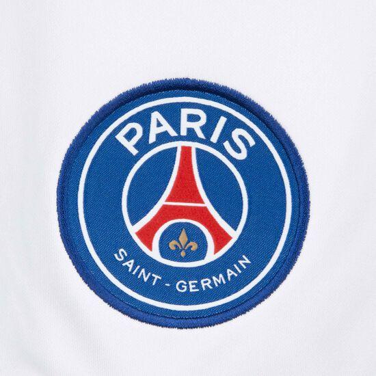 Paris St.-Germain Breathe Stadium Short 3rd 2019/2020 Herren, weiß / rot, zoom bei OUTFITTER Online