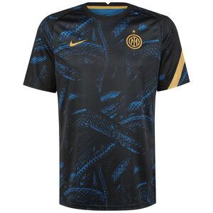 Inter Mailand Pre-Match Trainingsshirt Herren, blau / schwarz, zoom bei OUTFITTER Online