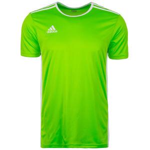 Entrada 18 Fußballtrikot Herren, grün / weiß, zoom bei OUTFITTER Online
