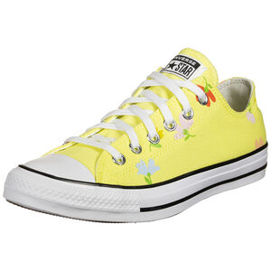 Chuck Taylor All Star Garden Party Print Sneaker, gelb / bunt, zoom bei OUTFITTER Online