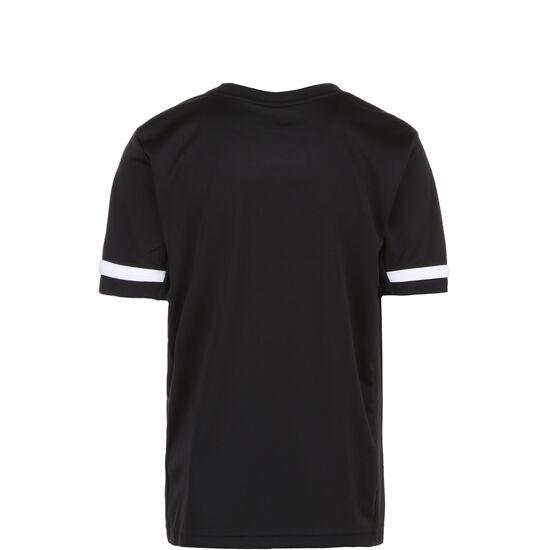 Team 19 Trainingsshirt Kinder, schwarz / weiß, zoom bei OUTFITTER Online