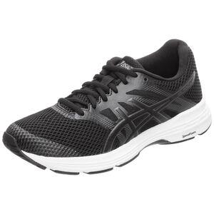 GEL-Exalt 5 Laufschuh Damen, schwarz / weiß, zoom bei OUTFITTER Online