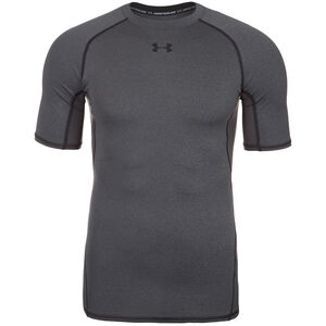 HeatGear Armour Compression Trainingsshirt Herren, Grau, zoom bei OUTFITTER Online