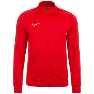 Dry Academy 19 Track Trainingsjacke Herren, rot / weiß, zoom bei OUTFITTER Online