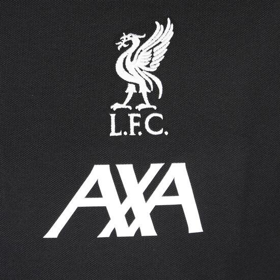 FC Liverpool Authentic Poloshirt Herren, schwarz / weiß, zoom bei OUTFITTER Online