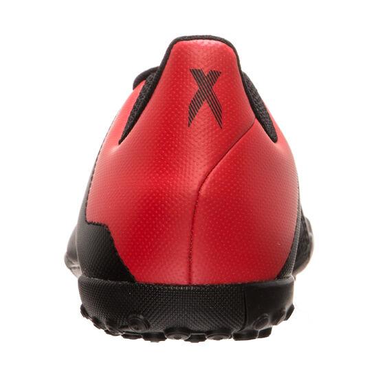 X 18.4 TF Fußballschuh Kinder, schwarz / rot, zoom bei OUTFITTER Online