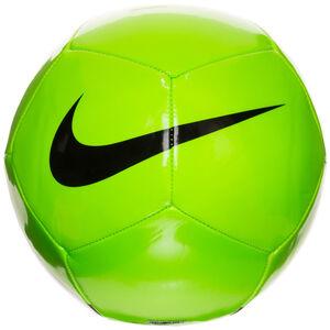 Pitch Team Fußball, hellgrün / schwarz, zoom bei OUTFITTER Online