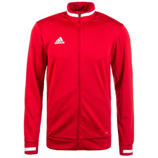 Team 19 Trainingsjacke Herren, rot / weiß, zoom bei OUTFITTER Online