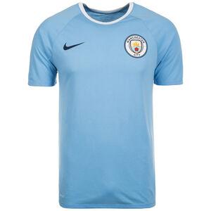 Manchester City Dry Match Trainingsshirt Herren, Blau, zoom bei OUTFITTER Online