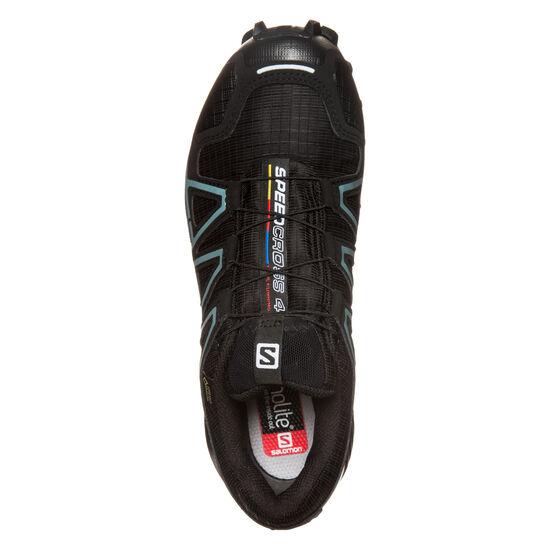 Speedcross 4 GTX Trail Laufschuh Damen, Schwarz, zoom bei OUTFITTER Online