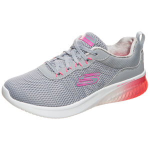 Skech-Air Ultra Flex Trainingsschuh Damen, grau / pink, zoom bei OUTFITTER Online