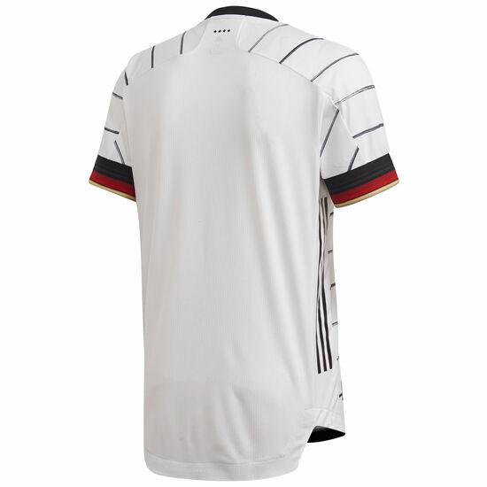 DFB Authentic Trikot Home EM 2020 Herren, weiß / schwarz, zoom bei OUTFITTER Online