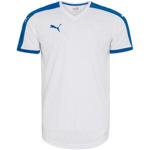 Pitch Fußballtrikot Herren, weiß / blau, zoom bei OUTFITTER Online