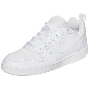 Court Borough Low Sneaker Damen, Weiß, zoom bei OUTFITTER Online