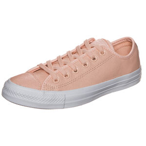 Chuck Taylor All Star Pebbled OX Sneaker Damen, Pink, zoom bei OUTFITTER Online