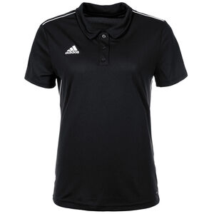 Core 18 Poloshirt Damen, schwarz / weiß, zoom bei OUTFITTER Online